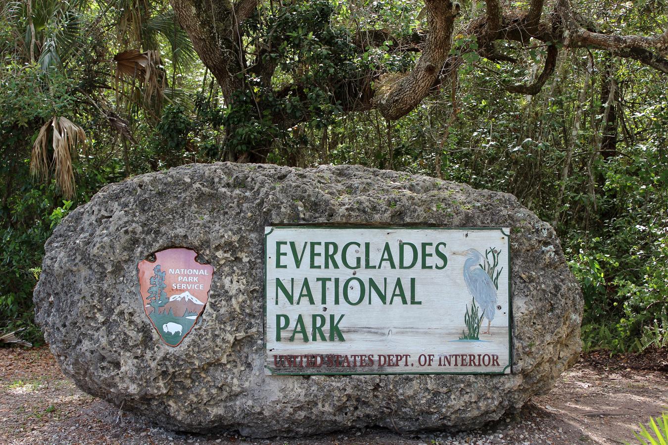 Everglades National Park Florida City